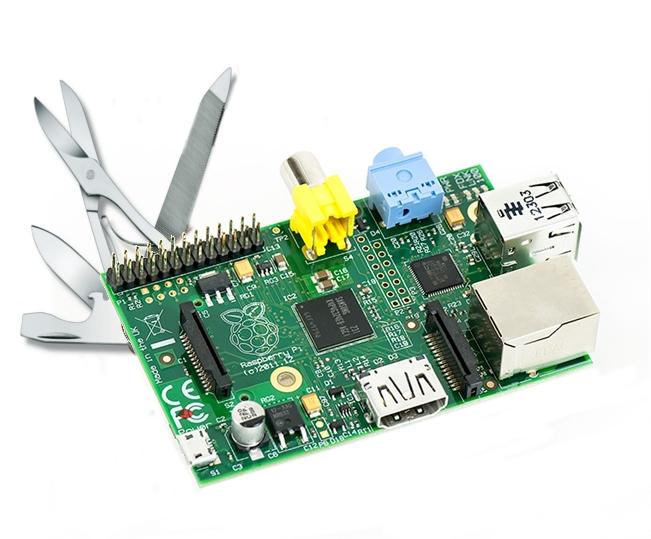 accesorios para Raspberry Pi