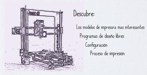 Impresion 3D en las aulas