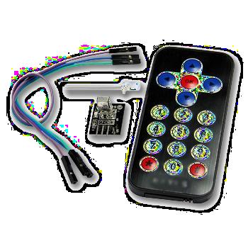 Sensor y Mando infrarrojo
