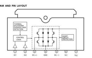 TA8050P pinout