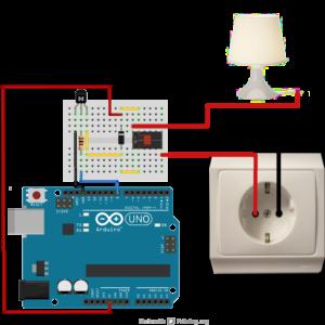 Arduino y Rele