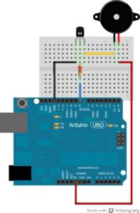 Arduino y zumbador