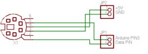 PS2Keyboard conexion