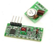 Emisor y recoeptor de radiofrecuencia