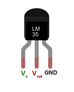 lm35-sensor